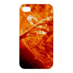 Spectacular Solar Prominence Apple Iphone 4/4s Hardshell Case