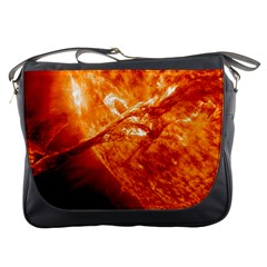 Spectacular Solar Prominence Messenger Bags