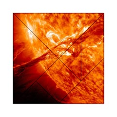 Spectacular Solar Prominence Acrylic Tangram Puzzle (6  X 6 )