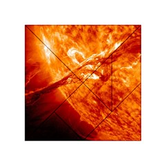 Spectacular Solar Prominence Acrylic Tangram Puzzle (4  X 4 )