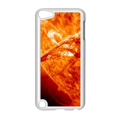Spectacular Solar Prominence Apple Ipod Touch 5 Case (white)