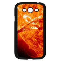 Spectacular Solar Prominence Samsung Galaxy Grand Duos I9082 Case (black)