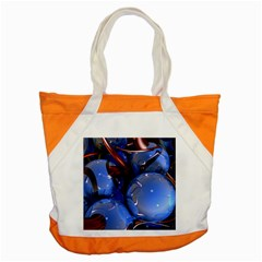 Spheres With Horns 3d Accent Tote Bag