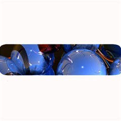 Spheres With Horns 3d Large Bar Mats
