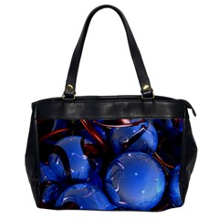 Spheres With Horns 3d Office Handbags