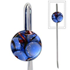 Spheres With Horns 3d Book Mark