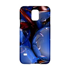 Spheres With Horns 3d Samsung Galaxy S5 Hardshell Case