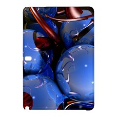 Spheres With Horns 3d Samsung Galaxy Tab Pro 10 1 Hardshell Case