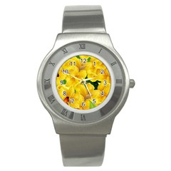 Springs First Arrivals Stainless Steel Watch