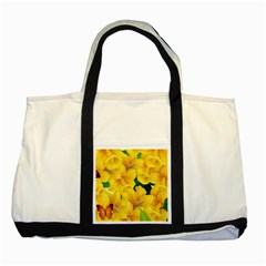 Springs First Arrivals Two Tone Tote Bag