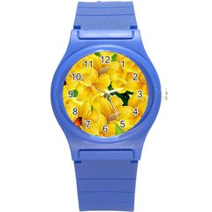 Springs First Arrivals Round Plastic Sport Watch (s)