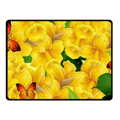 Springs First Arrivals Double Sided Fleece Blanket (small)