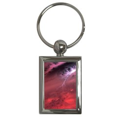 Storm Clouds And Rain Molten Iron May Be Common Occurrences Of Failed Stars Known As Brown Dwarfs Key Chains (rectangle)