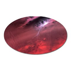 Storm Clouds And Rain Molten Iron May Be Common Occurrences Of Failed Stars Known As Brown Dwarfs Oval Magnet