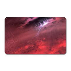 Storm Clouds And Rain Molten Iron May Be Common Occurrences Of Failed Stars Known As Brown Dwarfs Magnet (rectangular)