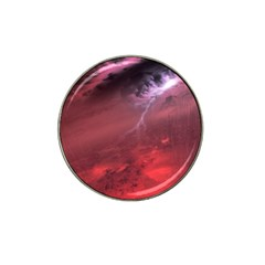 Storm Clouds And Rain Molten Iron May Be Common Occurrences Of Failed Stars Known As Brown Dwarfs Hat Clip Ball Marker (10 Pack)