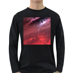 Storm Clouds And Rain Molten Iron May Be Common Occurrences Of Failed Stars Known As Brown Dwarfs Long Sleeve Dark T Shirts