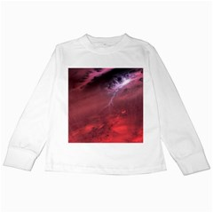 Storm Clouds And Rain Molten Iron May Be Common Occurrences Of Failed Stars Known As Brown Dwarfs Kids Long Sleeve T Shirts