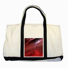 Storm Clouds And Rain Molten Iron May Be Common Occurrences Of Failed Stars Known As Brown Dwarfs Two Tone Tote Bag