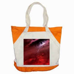 Storm Clouds And Rain Molten Iron May Be Common Occurrences Of Failed Stars Known As Brown Dwarfs Accent Tote Bag