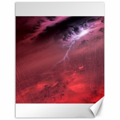 Storm Clouds And Rain Molten Iron May Be Common Occurrences Of Failed Stars Known As Brown Dwarfs Canvas 12  X 16