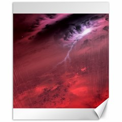 Storm Clouds And Rain Molten Iron May Be Common Occurrences Of Failed Stars Known As Brown Dwarfs Canvas 16  X 20