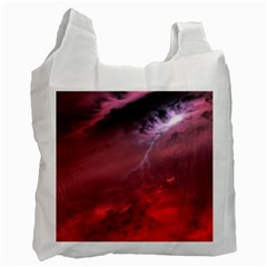 Storm Clouds And Rain Molten Iron May Be Common Occurrences Of Failed Stars Known As Brown Dwarfs Recycle Bag (two Side)