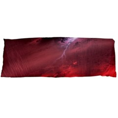 Storm Clouds And Rain Molten Iron May Be Common Occurrences Of Failed Stars Known As Brown Dwarfs Body Pillow Case Dakimakura (two Sides)
