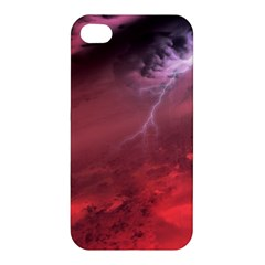 Storm Clouds And Rain Molten Iron May Be Common Occurrences Of Failed Stars Known As Brown Dwarfs Apple Iphone 4/4s Premium Hardshell Case
