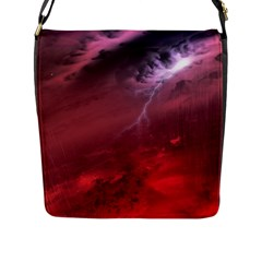 Storm Clouds And Rain Molten Iron May Be Common Occurrences Of Failed Stars Known As Brown Dwarfs Flap Messenger Bag (l)