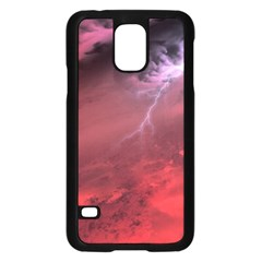 Storm Clouds And Rain Molten Iron May Be Common Occurrences Of Failed Stars Known As Brown Dwarfs Samsung Galaxy S5 Case (black)