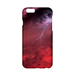 Storm Clouds And Rain Molten Iron May Be Common Occurrences Of Failed Stars Known As Brown Dwarfs Apple Iphone 6/6s Hardshell Case