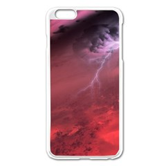 Storm Clouds And Rain Molten Iron May Be Common Occurrences Of Failed Stars Known As Brown Dwarfs Apple Iphone 6 Plus/6s Plus Enamel White Case