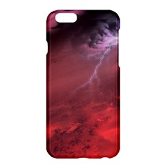 Storm Clouds And Rain Molten Iron May Be Common Occurrences Of Failed Stars Known As Brown Dwarfs Apple Iphone 6 Plus/6s Plus Hardshell Case