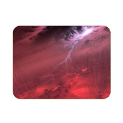 Storm Clouds And Rain Molten Iron May Be Common Occurrences Of Failed Stars Known As Brown Dwarfs Double Sided Flano Blanket (mini)