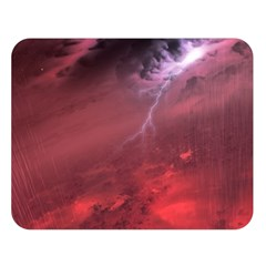 Storm Clouds And Rain Molten Iron May Be Common Occurrences Of Failed Stars Known As Brown Dwarfs Double Sided Flano Blanket (large)