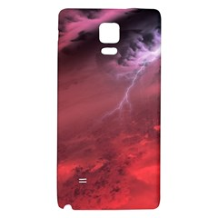 Storm Clouds And Rain Molten Iron May Be Common Occurrences Of Failed Stars Known As Brown Dwarfs Galaxy Note 4 Back Case