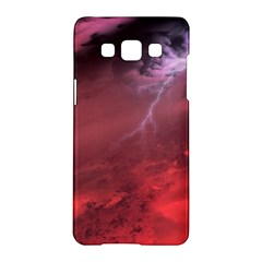 Storm Clouds And Rain Molten Iron May Be Common Occurrences Of Failed Stars Known As Brown Dwarfs Samsung Galaxy A5 Hardshell Case