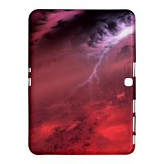 Storm Clouds And Rain Molten Iron May Be Common Occurrences Of Failed Stars Known As Brown Dwarfs Samsung Galaxy Tab 4 (10 1 ) Hardshell Case