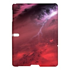 Storm Clouds And Rain Molten Iron May Be Common Occurrences Of Failed Stars Known As Brown Dwarfs Samsung Galaxy Tab S (10 5 ) Hardshell Case