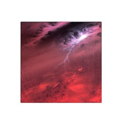 Storm Clouds And Rain Molten Iron May Be Common Occurrences Of Failed Stars Known As Brown Dwarfs Satin Bandana Scarf