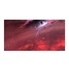Storm Clouds And Rain Molten Iron May Be Common Occurrences Of Failed Stars Known As Brown Dwarfs Satin Wrap