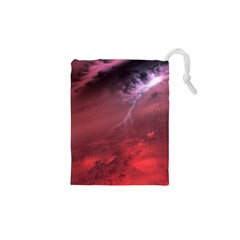 Storm Clouds And Rain Molten Iron May Be Common Occurrences Of Failed Stars Known As Brown Dwarfs Drawstring Pouches (xs)