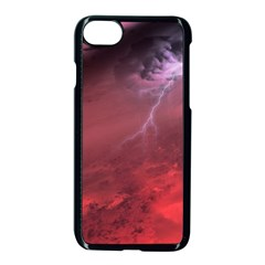 Storm Clouds And Rain Molten Iron May Be Common Occurrences Of Failed Stars Known As Brown Dwarfs Apple Iphone 7 Seamless Case (black)
