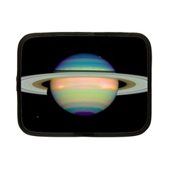 True Color Variety Of The Planet Saturn Netbook Case (small)