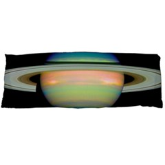 True Color Variety Of The Planet Saturn Body Pillow Case Dakimakura (two Sides)