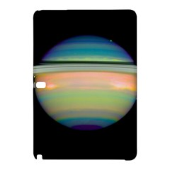 True Color Variety Of The Planet Saturn Samsung Galaxy Tab Pro 10 1 Hardshell Case