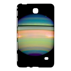 True Color Variety Of The Planet Saturn Samsung Galaxy Tab 4 (7 ) Hardshell Case