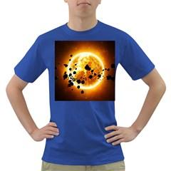 Sun Man Dark T Shirt