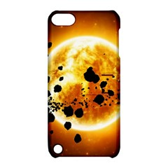 Sun Man Apple Ipod Touch 5 Hardshell Case With Stand